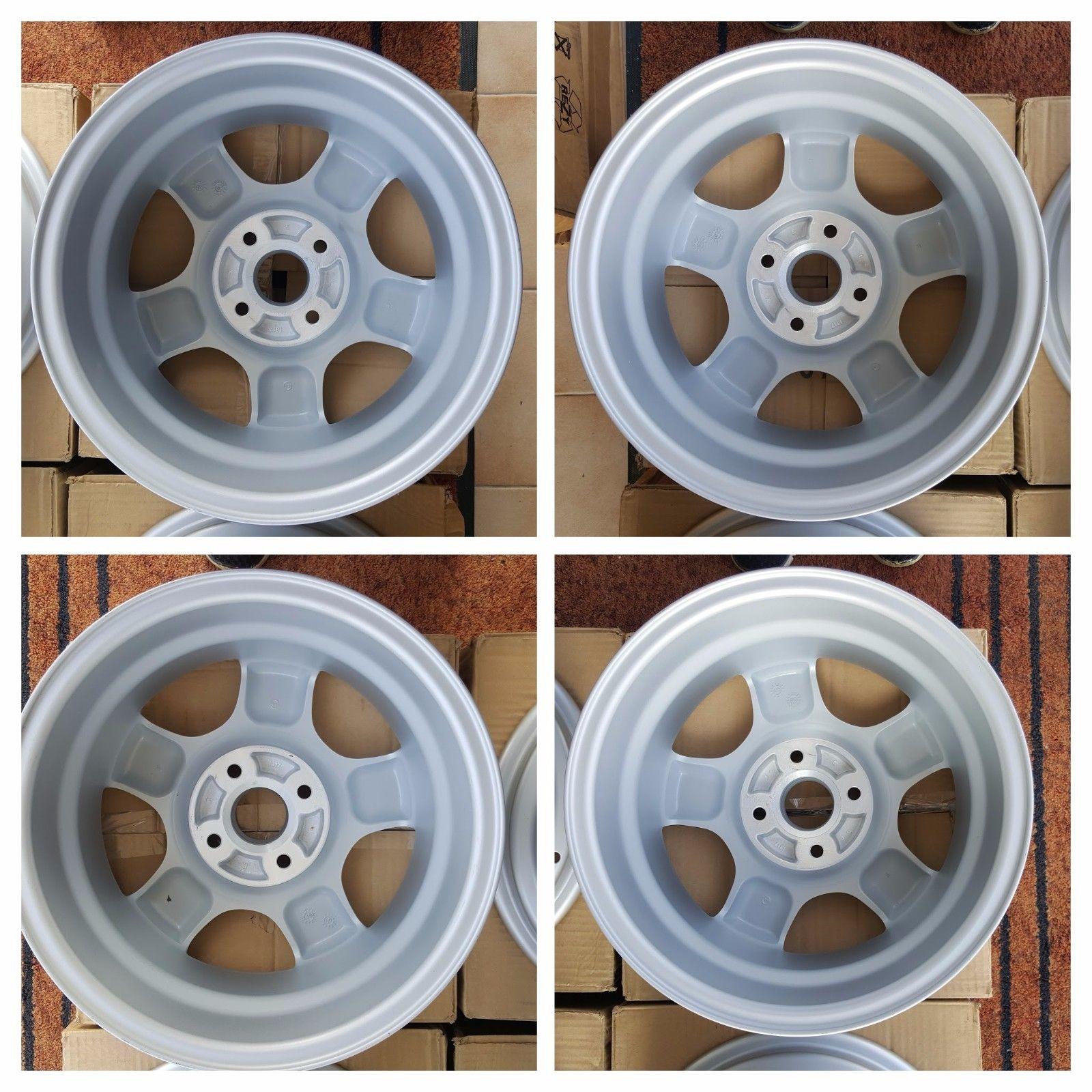 Vw Polo 6n0601025d Oem Alloy Wheels