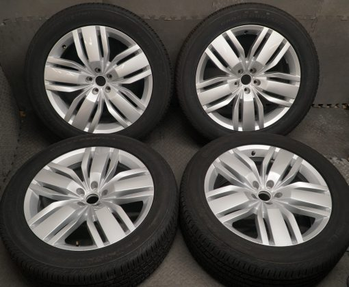An amazing set of 20 inch VW Atlas Mejorda wheels and tyres