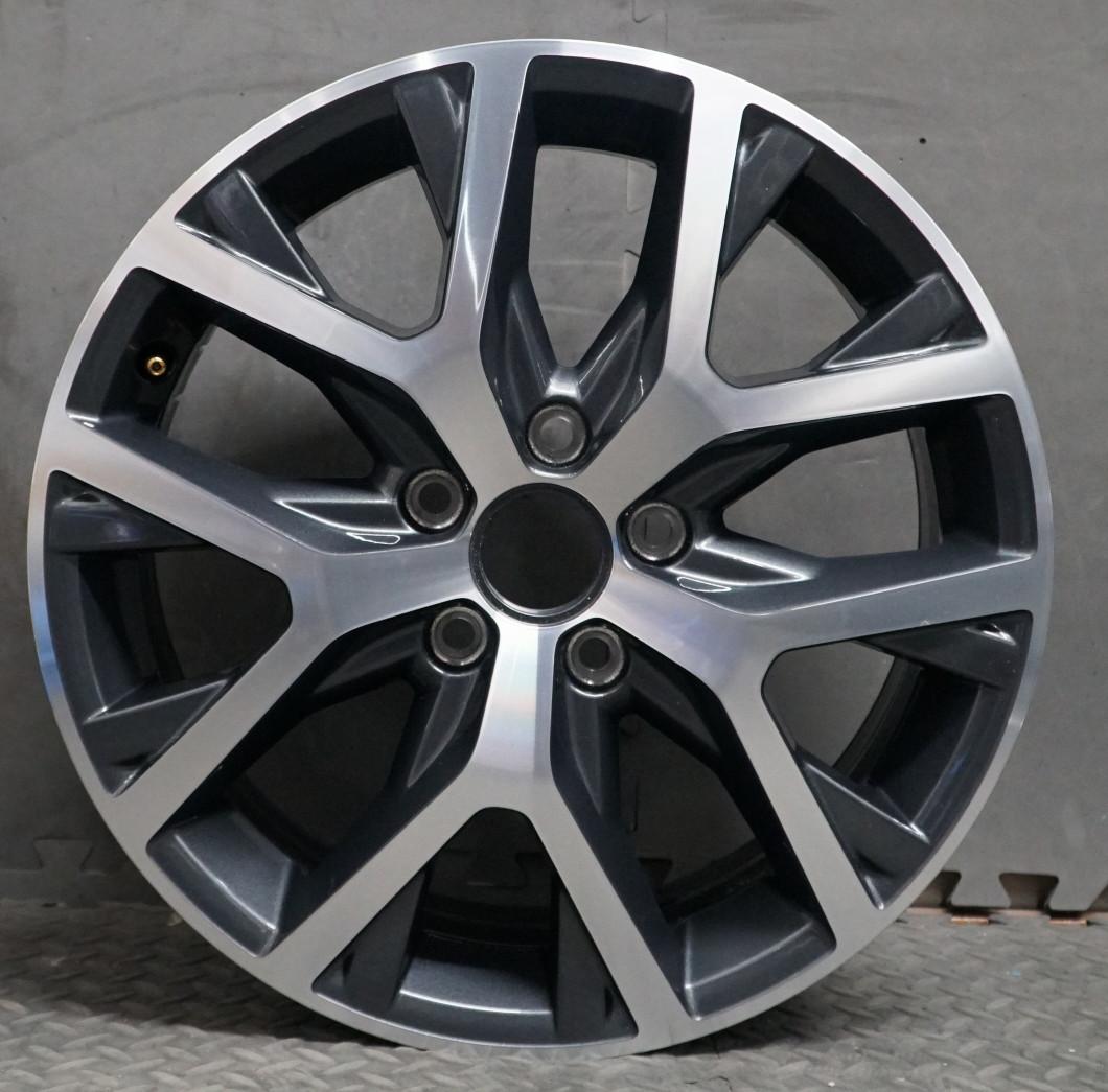 Vw Caddy Van Canyon 2k5601025f Oem Alloy Wheels