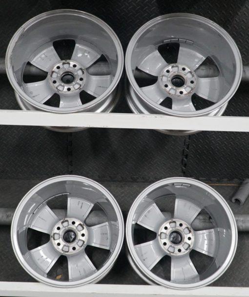 "19"" brescia alloy wheels"