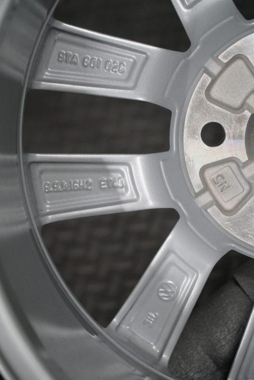 19 brescia alloy wheel