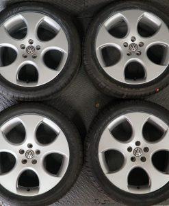 vw alloy wheel styles