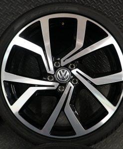 vw polo wheel size