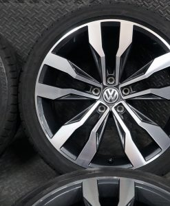 vw up spare wheel