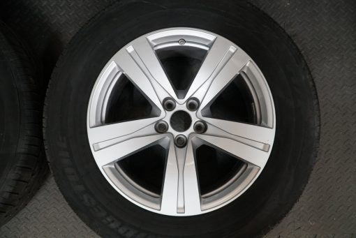 "19"" brescia alloy wheels"
