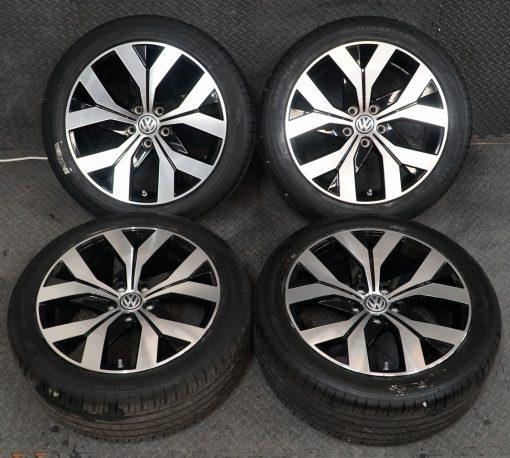 vw santiago wheels 19