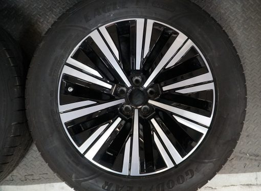"19"" santiago alloy wheels"