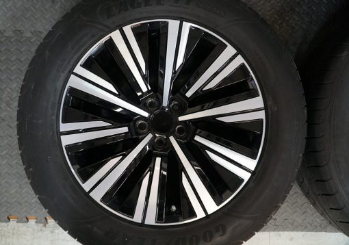 19 brescia alloy wheels