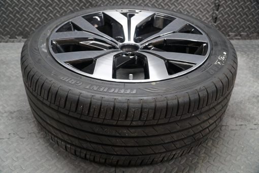 vw up steel wheel