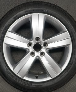 vw polo alloy wheels price india