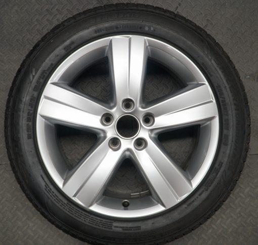 vw polo alloy wheels price india