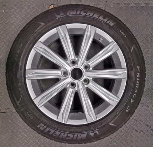 vw polo alloy wheels price