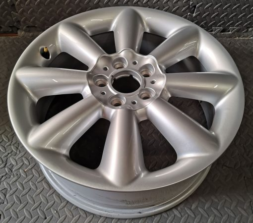 oem silver type alloy