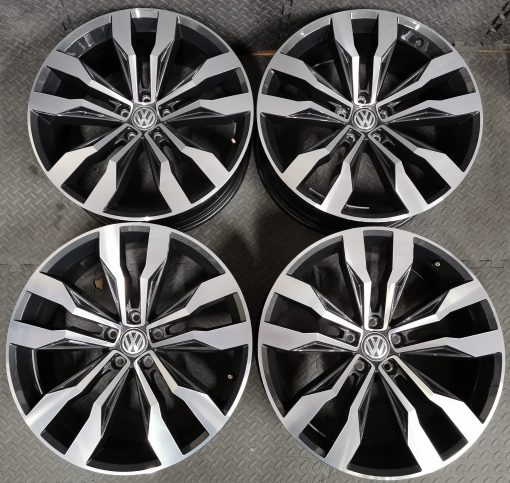 genuine vw wheels