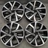vw scirocco 19 inch alloys