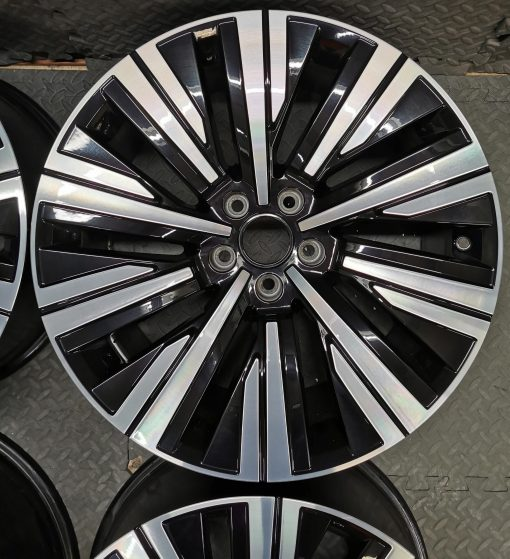 vw polo gti alloys