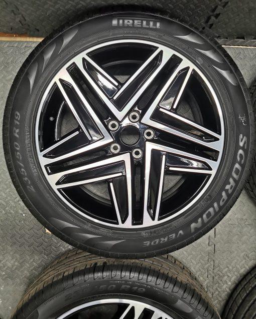 vw 5 spoke wheels