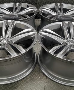vw pretoria wheels 18 black