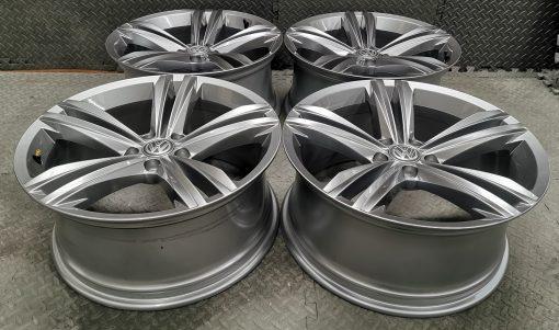 vw pretoria wheels 18 black