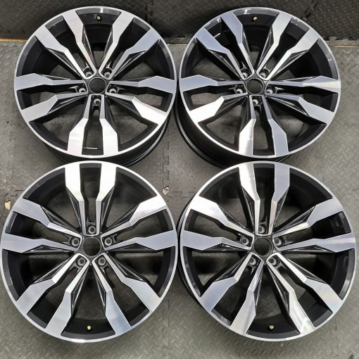 vw huff wheels